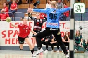 buchholz 08-rosengarten: handball-luchse sind gegen bietigheim chancenlos