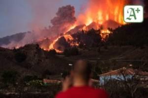 Kanaren Urlaub: Vulkanausbruch auf La Palma: Norddeutsche bangt um ihr Haus