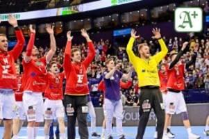 HSV Handball: Nach Handball-Sensation: Kabinenparty mit Ballermann-Hits
