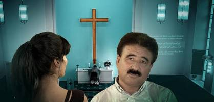 """""""er sagte, dass er mich wegen meines christlichen glaubens sowieso nicht anerkennen würde"""""""
