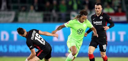 Frankfurt stoppt Wolfsburgs Siegesserie