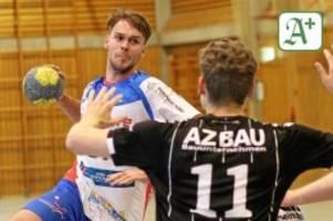 Rabenschwarzer Spieltag: Bittere Niederlagen in der Handball-Oberliga