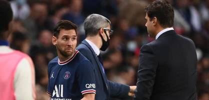 Ausgewechselter Messi verweigert Handschlag, PSG erzielt Siegtor ohne ihn