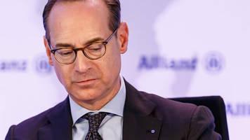 vermögensverwaltung der allianz: neuer Ärger um bätes problemsparte