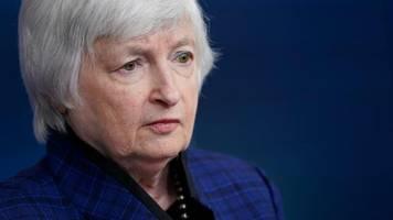 schuldenobergrenze in den usa: us-finanzministerin yellen warnt vor finanzkrise