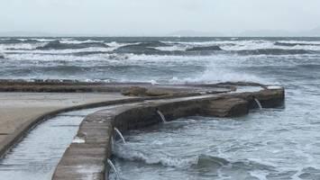 Mallorca-News: Unwetter-Warnung für Mallorca
