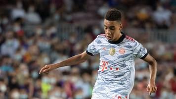 Bayern-Profis: Musiala und Ulreich verletzen sich im Training