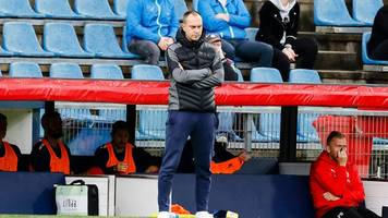 Holstein-Trainer Werner zurückgetreten: Bremser übernimmt
