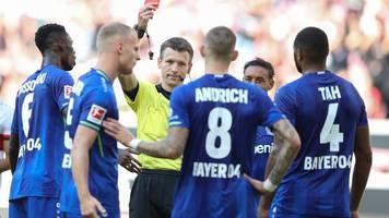 Nach Rot in Stuttgart: Leverkusen drei Spiele ohne Neuzugang Andrich