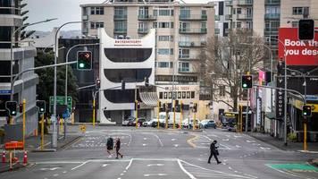 Corona-Pandemie - Neuseeland: Lockdown wird auch in Auckland gelockert