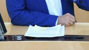 Staatsanwaltschaft ermittelt gegen FDP-Abgeordneten Lenders
