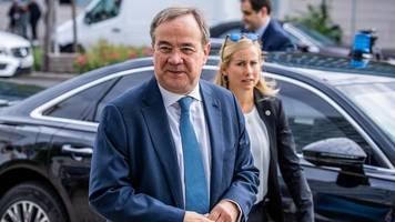 Bundestagswahl - Laschet hält Rennen ums Kanzleramt für offen: Aufholjagd