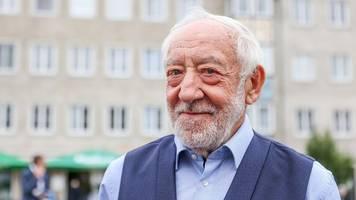 Kultur: Dieter Hallervorden plant Theater in Geburtsstadt Dessau