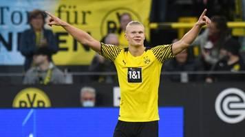 Bundesliga: Haaland nicht zu stoppen - Rose warnt Konkurrenz