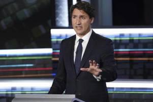 Erste Wahllokale in Kanada offen - knappes Rennen erwartet