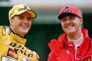 Ralf Schumacher über Zeiten mit Michael: Schöne Kindheit