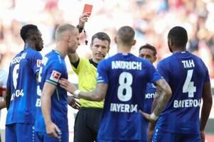 Leverkusen drei Spiele ohne Neuzugang Andrich