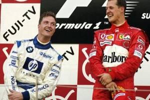 Ralf Schumacher: Schöne Kindheit mit Bruder Michael