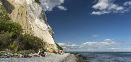 diese fünf steilküsten an der ostsee sind spektakulär