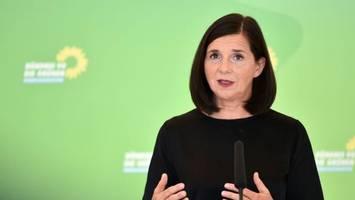 Jamaika-Koalition als favorisierte Option - Grüne als Bundespräsidentin: Union will mit Geheim-Plan eine Scholz-Regierung verhinden