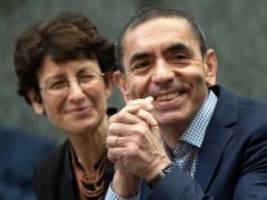 Covid-Impfstoffe: Paul-Ehrlich-Preis für Biontech-Team Özlem Türeci, Uğur Şahin und Katalin Karikó