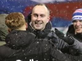 Holstein Kiel: Der Bayern-Besieger gibt auf