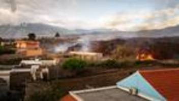 La Palma: Tausende nach Vulkanausbruch in Sicherheit gebracht