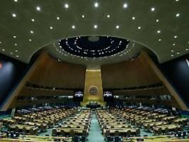 Öffnen ein neues Kapitel: Biden will USA vor UN neu positionieren