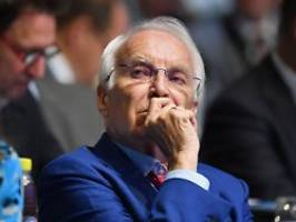 wirklich unprofessionell: stoiber kritisiert schäubles merkel-schelte