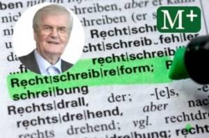 Deutschstunde: Wie schreibt man eigentlich Hämorrhoiden?