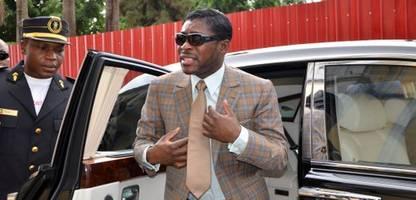 Äquatorialguinea: Konfiszierter Luxus Teodorin Obiangs soll Corona-Impfungen finanzieren