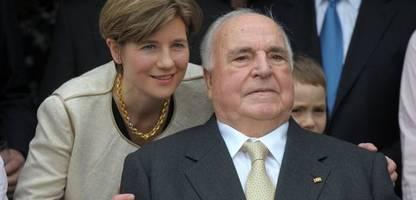 Helmut Kohls Witwe Maike Kohl-Richter will juristisch gegen Stiftung des Ex-Kanzlers Vorgehen