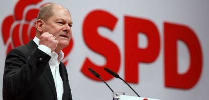 Olaf Scholz: Warum der SPD-Kandidat den Gerhard Schröder machen muss