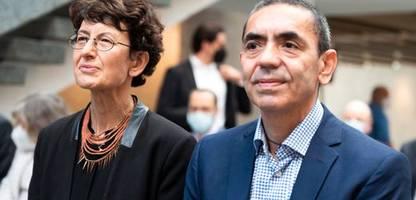 Paul-Ehrlich-Preis: Gründer und Mitarbeiter von Biontech Özlem Türec, Ugur Sahin, Katalin Karikó ausgezeichnet