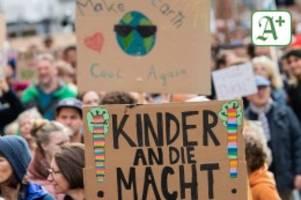 Klimawandel und Bildung : Grünen-Initiative: Mehr Mitsprache für Kinder
