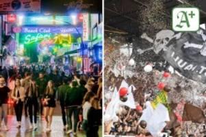Corona Hamburg: Die 2G-Überraschung: Maskenlos in den Club und ins Stadion