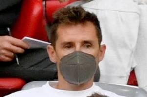 Fußball-Ticker: Miroslav Klose vor seinem ersten großen Job als Trainer?