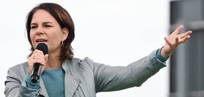 Mit diesen Themen will Annalena Baerbock im Wahlkampf-Endspurt punkten