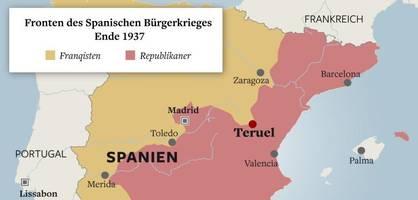 teruel – eisige wende im spanischen bürgerkrieg