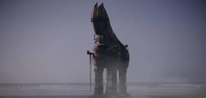 was wirklich in homers trojanischem pferd steckte