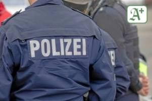 Corona-Pandemie: Corona-Aktion: Polizeirevier Ahrensburg kassiert Rüffel