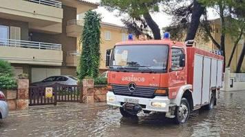 mallorca-news: unwetter-chaos und Überschwemmungen auf mallorca