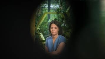 Annalena Baerbock: Sie hatte sich verloren – ein Porträt