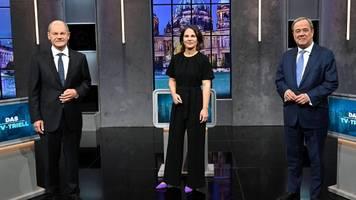 Bundestagswahl 2021 | Zu viele TV-Trielle? Das sagen die Deutschen
