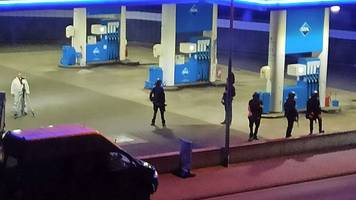 rheinland-pfalz: kassierer erschossen - verdächtiger lehnte maskenpflicht ab