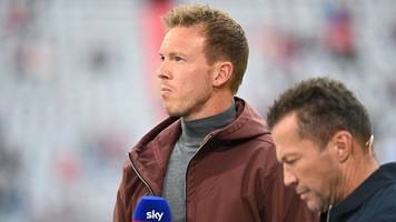 Trainer-Ranking: Nagelsmann für Matthäus der Bundesliga-Primus