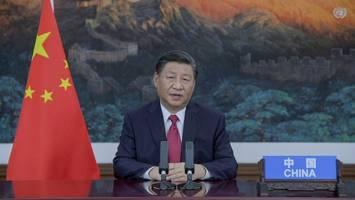 UN-Rede von Xi Jinping: China will keine Kohlekraftwerke im Ausland mehr bauen