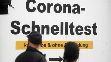 Corona in Deutschland   Bericht: Testpflicht für ungeimpfte Beschäftigte geplant