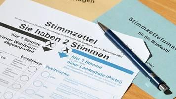 Schon mehr als eine halbe Million Briefwähler in Hamburg