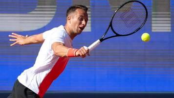 ATP-Turnier: Kohlschreiber erreicht zweite Runde in Metz